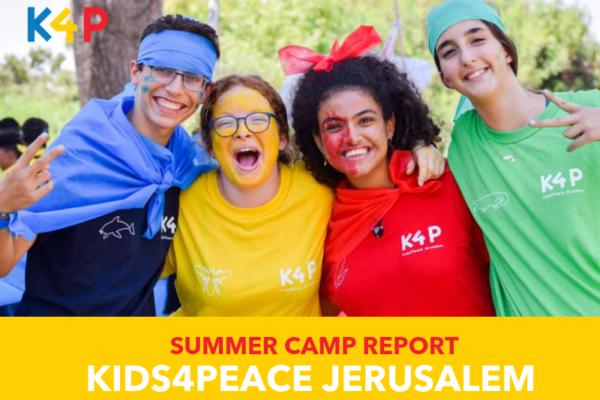 Jerusalem Camp Report