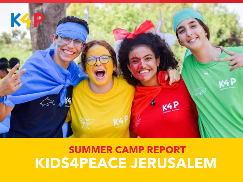 Jerusalem Camp Report